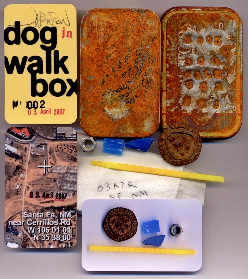 2007 002 dog walk box - 2007.04.03 Santa Fe REDUCED