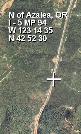 2007 01 milepost 94 I-5 map